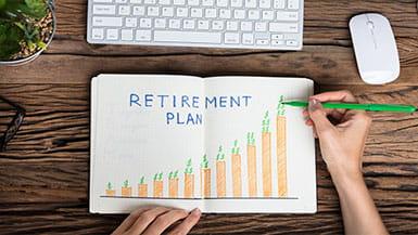 Le Belge à la recherche d'un revenu de pension supplémentaire de 1000 euros